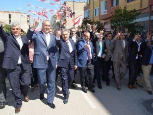 MHP Genel Sekreteri Büyükataman Gemlik'te