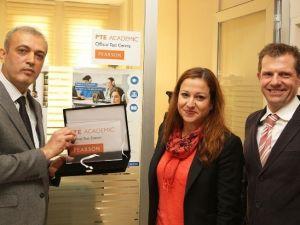 Erciyes Üniversitesi'nde Pte Sınav Merkezi Açıldı