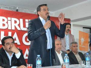 """Taşkın: """"Yeni Türkiye'yi Hep Birlikte Kuracağız"""""""