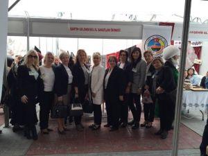 Kadın Girişimciler Konya'da Organizasyona Katıldı