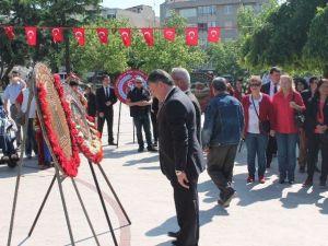 Ahilik Haftası Tekirdağ'da Törenle Kutlandı