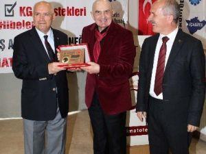 Yaşar, Bagiad'da İş Adamları İle Buluştu