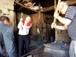 MHP Muğla Milletvekili Adayı Yüksel, Ziyaretlerine Devam Ediyor
