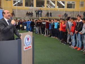 Nıke Halı Saha Ligi'nin Şampiyonu Boykaspor