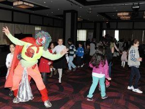 Erzurum'da Anneler Günü Etkinliği Düzenlendi