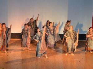 Foça'da Unutulmaz Dans Gösterisi