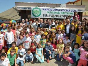 Büyükşehir 'Çölyak' İçin Harekete Geçti