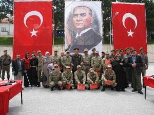 Yozgat'ta Engelli Vatandaşların Askerlik Sevinci