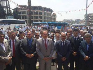 Reyhanlı'daki Bombalı Saldırılarda Ölenler Anıldı