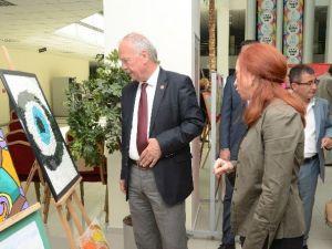 'Engel Tanımayanlar' Resim Sergisi Açıldı
