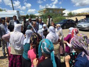 Salim Ensarioğlu Seçim Çalışmalarına Devam Ediyor