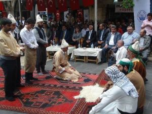 Ahilik Haftası Temsili Törenlerle Kutlandı