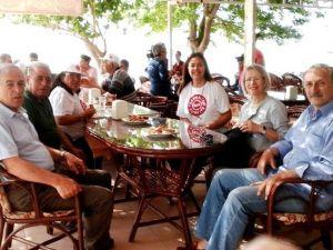 CHP'nin Eğitim Projesinde Engelliler Balık Tutma Keyfi Yaşadı