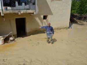 Darende'de Sel Maddi Hasara Yol Açtı