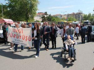 Engelliler Haftası Tekirdağ'da Törenle Kutlandı