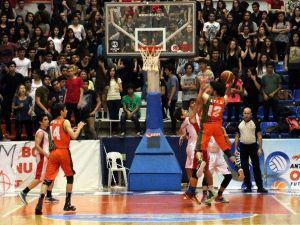 Okullar Ligi'nde Voleybol Ve Basketbol Şampiyonları Belli Oldu