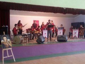 Güzel Sanatalar Lisesi Müzik Turnesinde