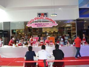 Yeşilyurt AVM'de Pasta Süsleme Yarışması