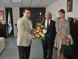 Bozüyük'te Sosyal Güvenlik Haftası Ziyaretleri