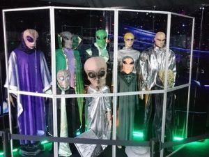 Uzaylılar İzmit'te