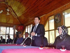 Ziya Altunyaldız Altınekin'de Vatandaşlarla Buluştu
