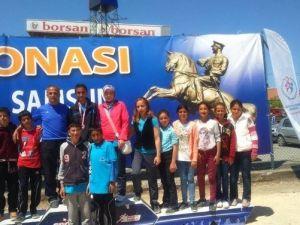 Bozüyüklü Sporcu, Bocce Şampiyonasında Türkiye İkincisi Oldu