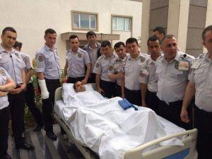 Hastanede Güvenlik Görevlisine Bıçaklı Saldırı