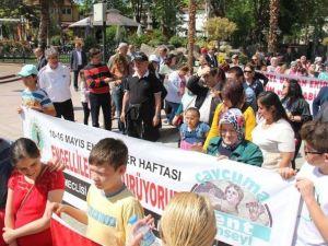 Çaycuma'da Engelliler Haftası Etkinliği