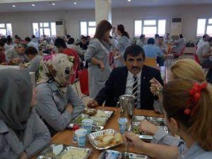 """Mhp Adayı Erdem Karakoç: """"Birinci Önceliğimiz Alınteri"""""""