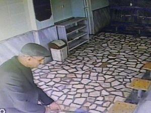 Sakarya'da Camide Hırsızlık