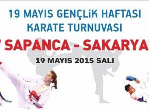 Sapanca'da Karate Şampiyonası Yapılacak