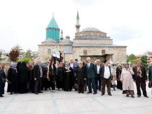 Eyüp Belediyesi'nden Evli Çiftlere Konya Gezisi