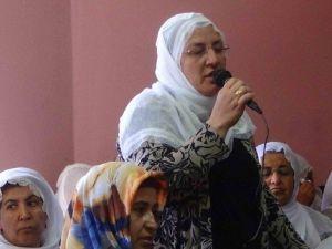 Kulp'ta Anneler Günü Etkinliğinde Barış Mesajı Verildi