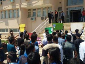 Besyo Adayları Sınav Ücretine Tepki Gösterdi