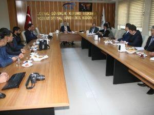Yozgat'ta Sosyal Güvenlik Haftası Kutlama Etkinlikleri Başladı