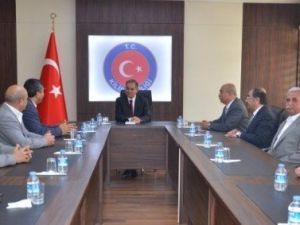 """Vali Tapsız: """"Kilis Halkı, Ahilik Kültürünü Ve Felsefesini Benimsemiştir"""""""