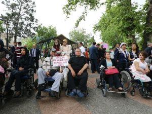 Büyükşehir Engelliler Haftası'nı Çeşitli Etkinliklerle Kutluyor