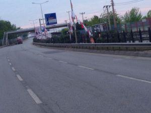 AK Parti'den CHP'ye Flama Kesme Tepkisi