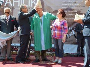 Manisa'da 'Yılın Ahisi' Engelli Tamirci Seçildi