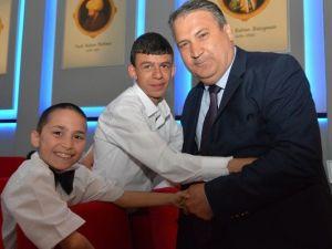 Engelli Dostu Başkan Çerçi'den Yardım Sözü