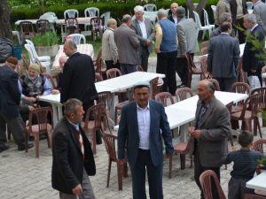 Tosya'da Çaybaşı Köyü Yağmur Duasına Niyet Etti Yağmur Yağınca Şükür Duası Yaptı