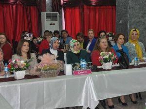 AK Parti Kadın Kollarından Anneler Günü Etkinliği