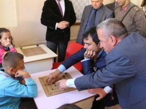 Akıl Oyunları Sınıfı Nevşehir'de İlk Ortahisar'da Açıldı