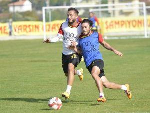 Göztepeli Halil Süper Lige Uçuyor