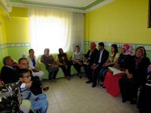 AK Parti Adayı Dürdane Yalar Seçim Çalışmalarını Hızlandırdı