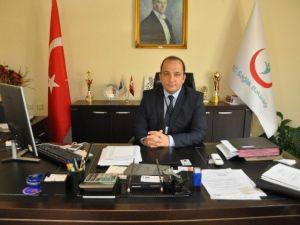 Bozüyük Devlet Hastanesi'nin Yeni Başhekimi Uz. Dr. Osman Turgut Ertem Oldu