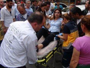 Mersin'de Gaspçı Dehşeti