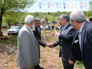 Hdp Diyarbakır Milletvekili Adayı Erdoğmuş Silvan'da
