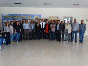 Şanlıurfa'da 'Fıstık Yetiştiriciliği' Paneli Düzenlendi