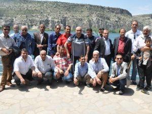 Akçakale Belediyesi Engellilere Özel Gezi Düzenledi